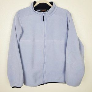 L.L. Bean Polartec Fleece Full Zip Jacket